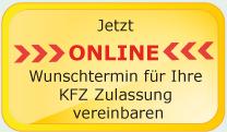 Termin KFZ Zulassungstelle